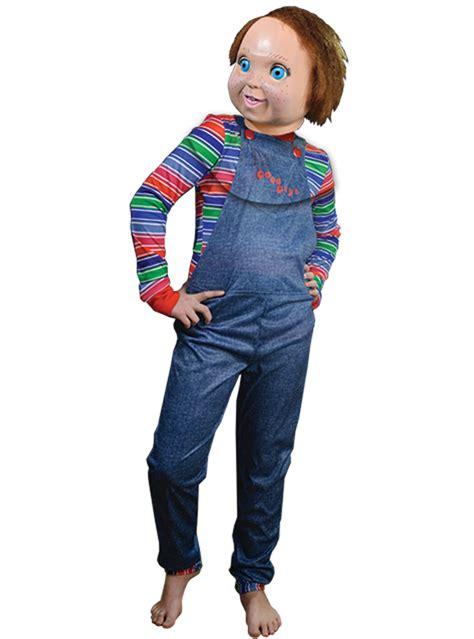 mens chucky good guy doll costume