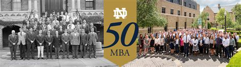 Notre Dame Mba Admissions Staff faculty in the media news mendoza college of