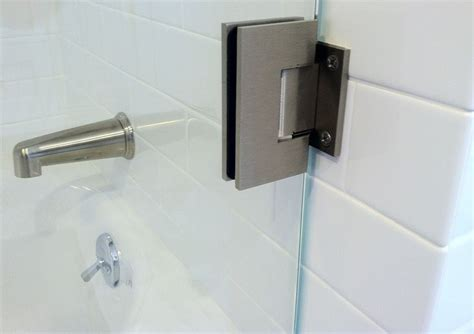Hinges For Glass Shower Doors 31 Best Images About Frameless Shower Doors On Wall Mount Custom Shower Doors And