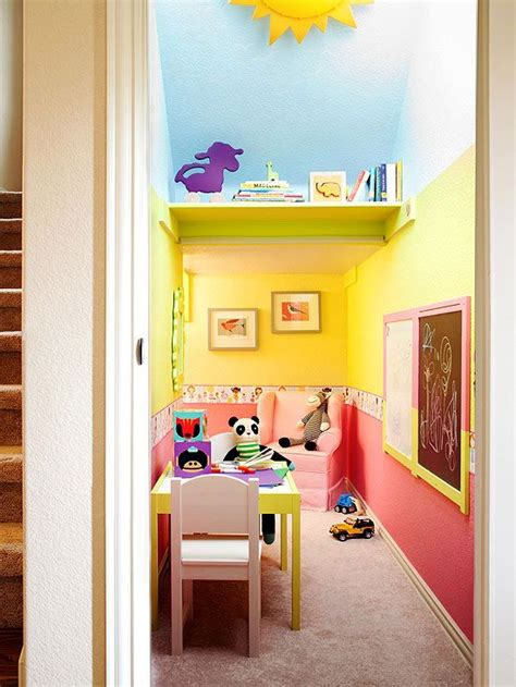 play room stairs achados do