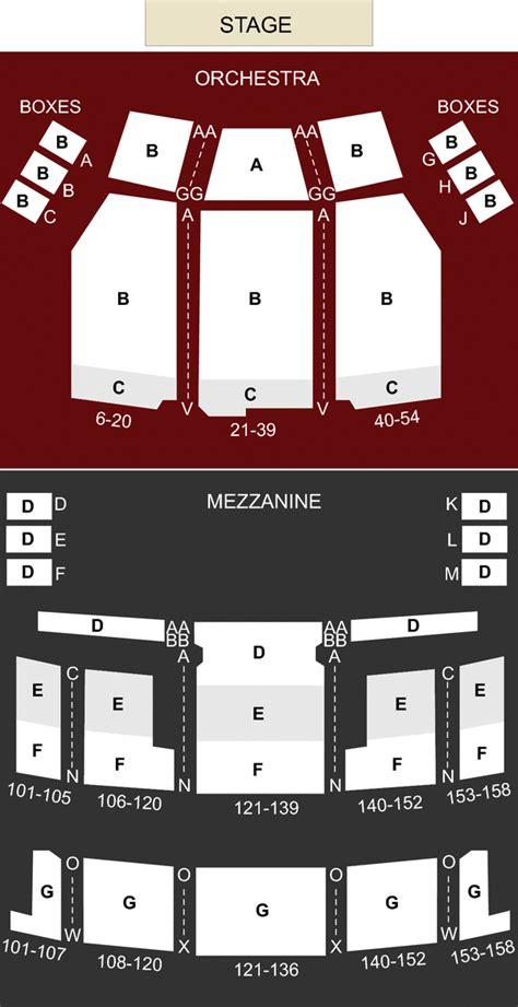 ed mirvish theatre toronto  seating chart stage