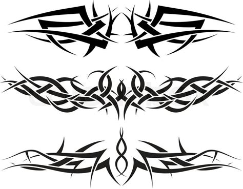 tribal tattoo lines 10 tribal designs