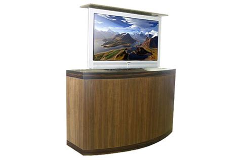 auto raising tv cabinet raising tv cabinet tv furniture eclipse raising tv cabinet