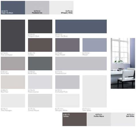 gray and brown paint scheme modern interior paint colors and home decorating color