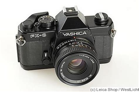yashica a value yashica yashica fx 3 price guide estimate a value