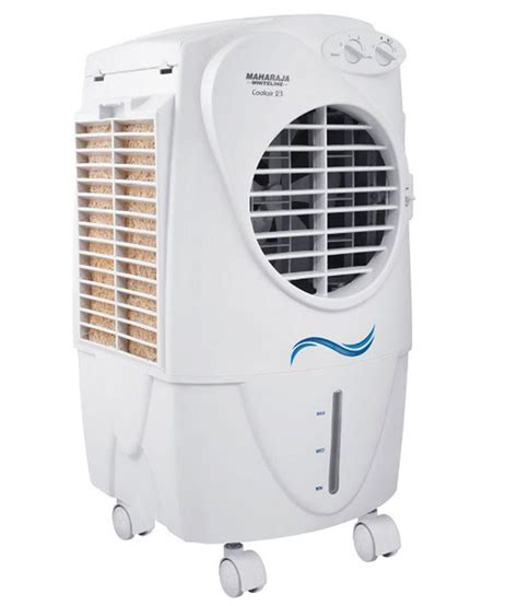 room cooler maharaja whiteline coolair 23l room cooler available at