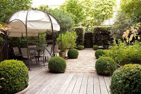 Amenagement Exterieur Jardin Moderne by Jardin Contemporain 35 Id 233 Es D Am 233 Nagement Sympathiques