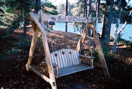 sweetheart swing sweetheart swing by dick barb cain lumberjocks
