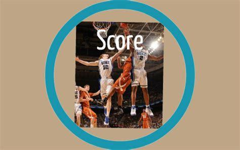 Basketball Deterministic Model By David Carson On Prezi