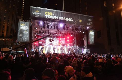 chicago new years countdown chi town rising wins new year s ratings for nbc 5