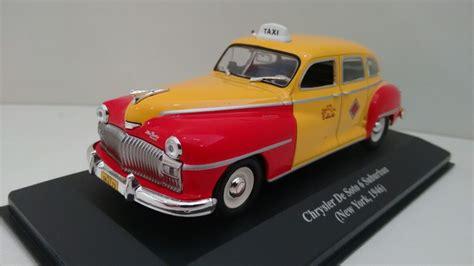 chrysler de soto miniatura t 225 xi chrysler de soto 6 suburban new york 1946