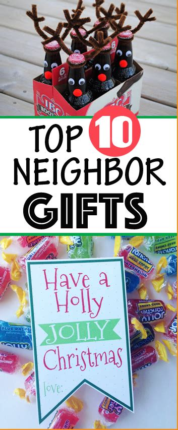 christmas neighbor gifts paige s party ideas