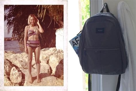 Get Beyonces Bag by Beyonce Collaborates On A Backpack For Charity Scout Out