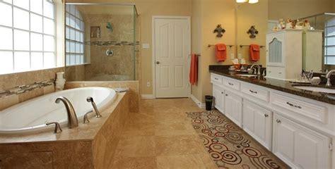 Tile Designs For Bathrooms travertine tiles for bathroom floor flooring ideas