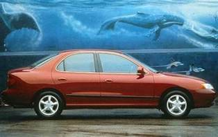 Ground Clearance Of Hyundai Elantra 1998 Hyundai Elantra Ground Clearance Specs View