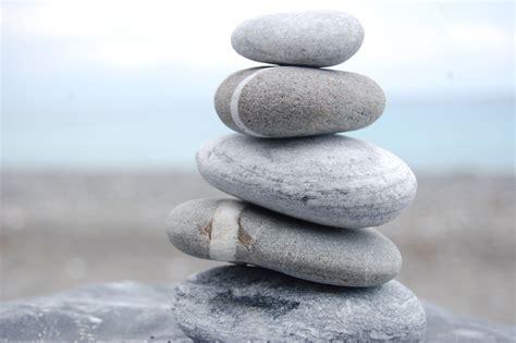 Steine Aufeinander Gestapelt by Story Stones St S Mk