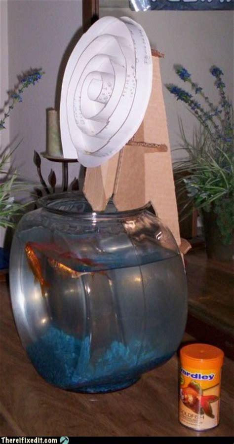 fish feeder diy automatic fish feeder randomoverload