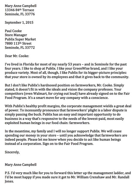 Publix Pharmacist Cover Letter by Do I Need A Cover Letter For Walmart
