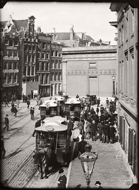 vintage amsterdam  victorian era  jacob olie