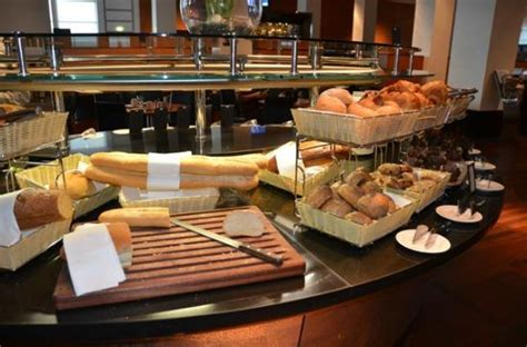 hotel breakfast layout breakfast choice of bread picture of clarion hotel