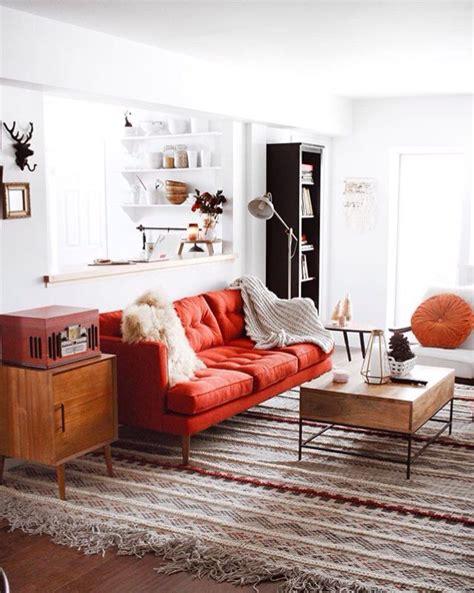 Orange Sofa Living Room Ideas Best 25 Orange Sofa Ideas On Orange Living Room Sofas Orange Sofa Inspiration And