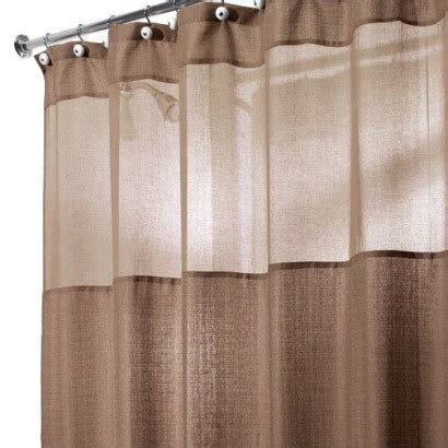 neutral shower curtain brown neutral colored shower curtain bathroom