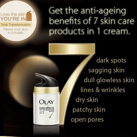 Krim Malam Olay Total Effect olay total effects 7 in 1 day 50gram aneka varian elevenia