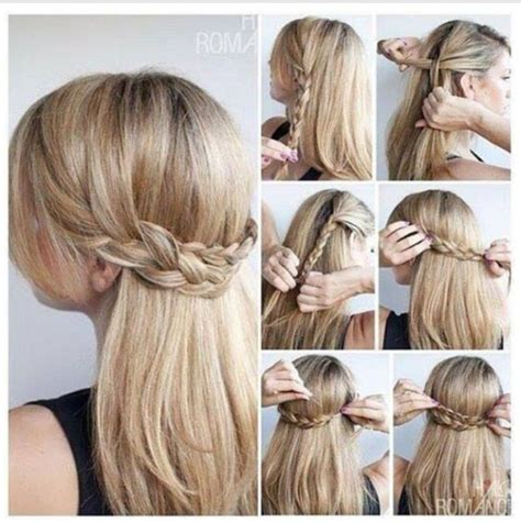 tutorial hair design 10 easy hair tutorials for pretty girls pretty designs