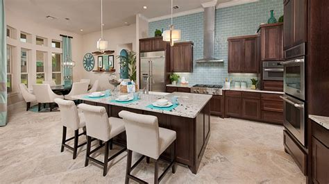 who decorates model homes toll brothers vitoria mission professionally decorated