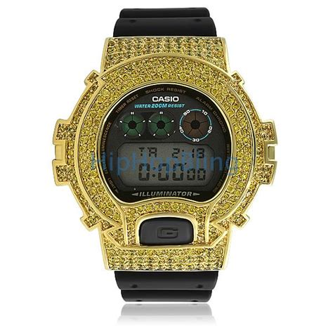 lemonade bling bling custom casio g shock custom g