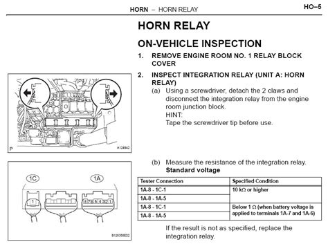 2011 tundra horn wiring diagram 31 wiring diagram images