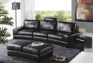 Black Leather Sofa Set Avandi Black Leather Sofa Set Traditional Living Room Furniture Sets Minneapolis By