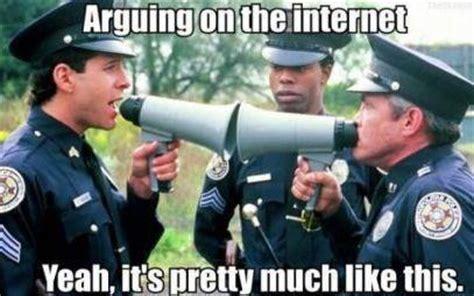 Arguing On The Internet Meme - internet fight know your meme