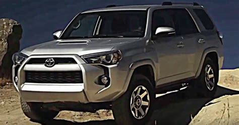 2019 Toyota Forerunner by 2019 Toyota 4runner Price Concept Release Date Specs