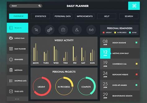 dashboard design mockup 8 of the very best free web admin dashboard mockups