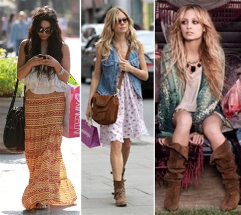 Ahhh The Divas Bff Kate Moss The Does 2 by Boho Chic Estilo Bohemian Look Chic Ou Boho Chic Vai