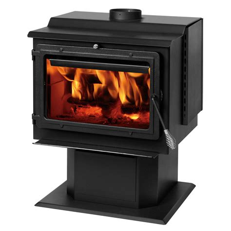 country comfort heating and air shop summers heat 2400 sq ft wood burning stove at lowes com