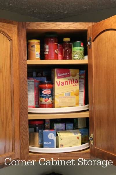 Corner Kitchen Cabinet Organization Ideas Kitchen Organizing Ideas