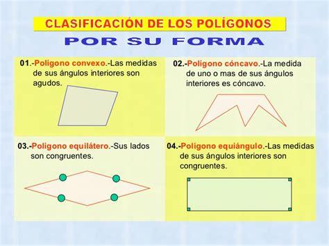 figuras geometricas y sus caracteristicas para niños propiedades de los poligonos