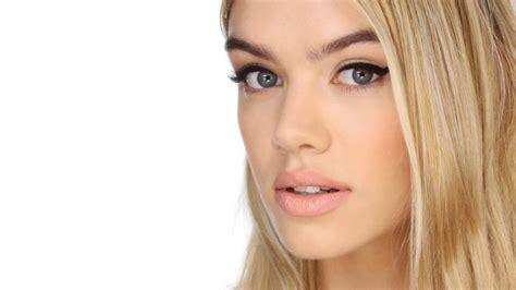 eyeliner tutorial lisa eldridge baby bardot fresh spring make up look by lisa eldridge