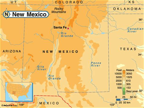 new mexico map images new mexico map regional political map of mexico regional