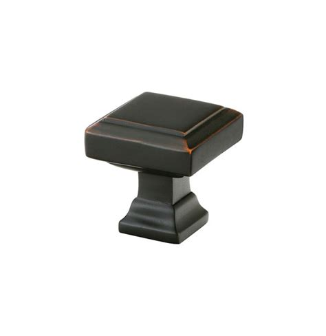 Square Door Knobs by Emtek Geometric Square Cabinet Knob 1 5 8 Quot 86296