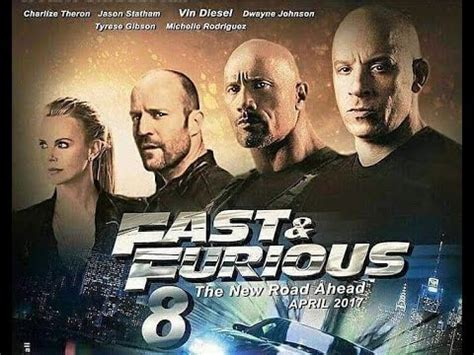 fast and furious 8 official trailer 2017 download fast and furious 8 new official trailer complete 2017