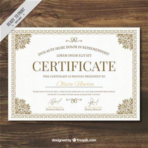 warranty card template psd diplome vecteurs et photos gratuites