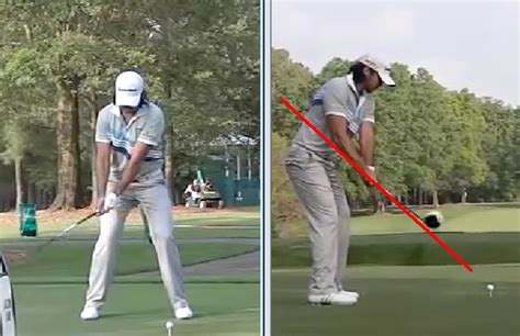 one plane golf swing takeaway jason day golf swing analysis consistentgolf com