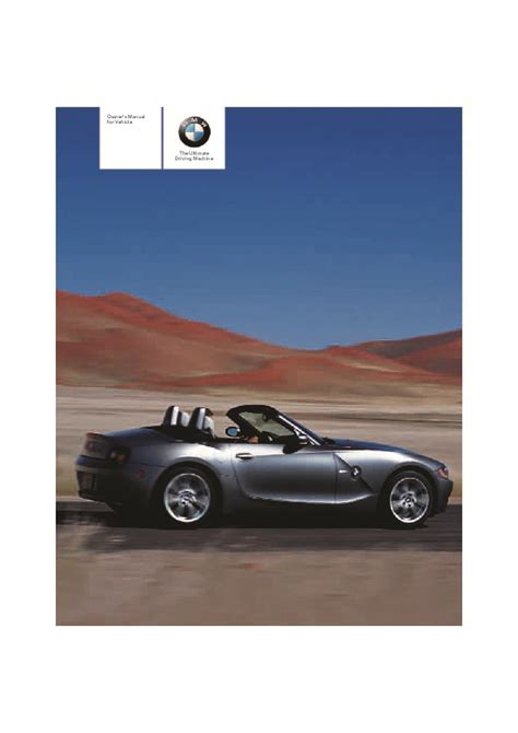 vehicle repair manual 2005 bmw z4 electronic throttle control 2005 bmw z4 2 5i 3 0i e85 owners manual