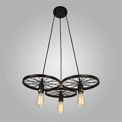 Diy Industrial Chandelier 20 Unconventional Handmade Industrial Lighting Designs You