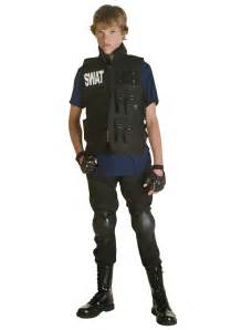 teen guy halloween costumes teen swat commander costume