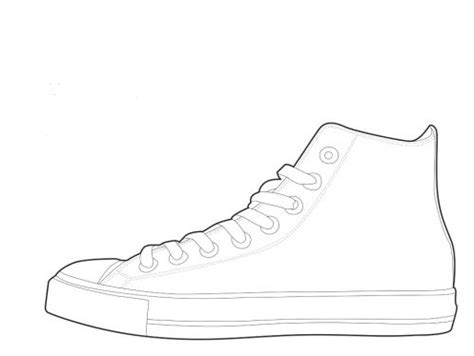 converse shoe template converse shoe template cake ideas and designs