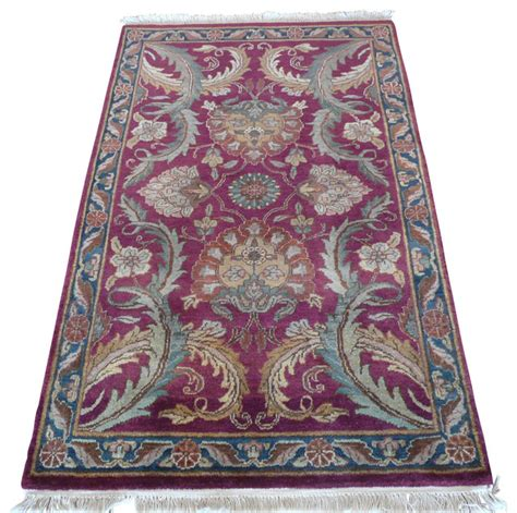 3x4 Area Rugs 3x4 11 Agra Rug Traditional Area Rugs By Rug Galaxy